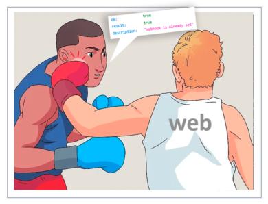 Telegram bot — установка web-хук и простейшие действия
